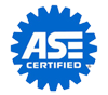 ASE Certified - Automotive Service Excellence
